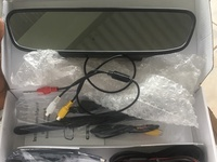 Rear view camera and Mirror Monitor System