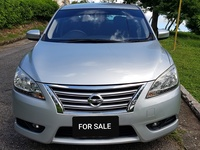 Nissan Sylphy, 2013, PDP