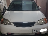 Honda Civic, 2001, PBJ