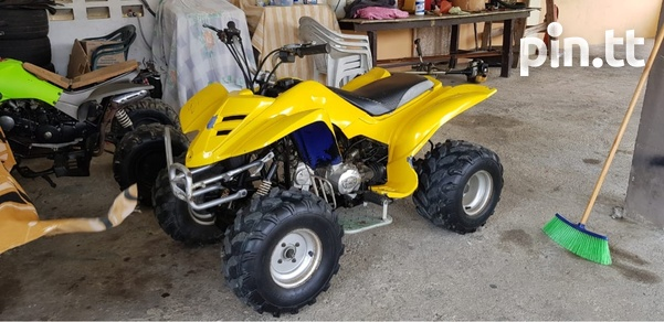 Atv 125cc, 3speed semi automatic with reverse-1