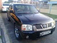 Nissan Frontier, 2005, TCB
