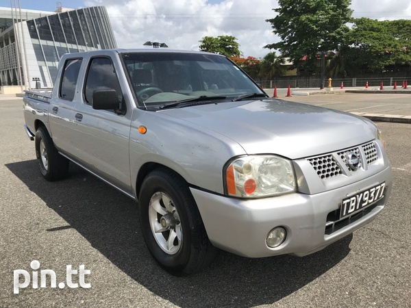 Nissan Frontier, 2006, TBY-4