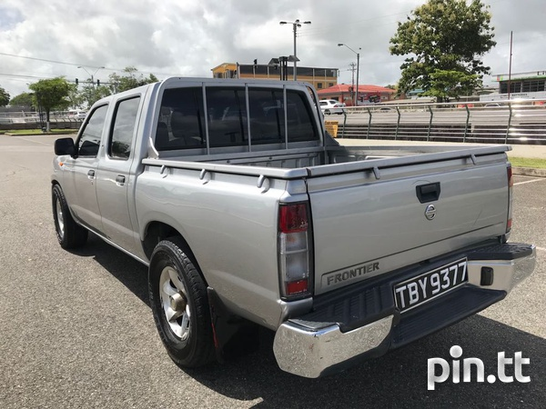 Nissan Frontier, 2006, TBY-5