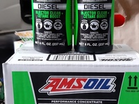Amsoil Diesel Injector Clean and Cetane Boost - 12 Units/ Case