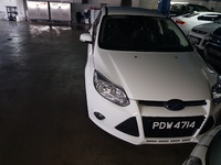 Ford Focus, 2014, PDW
