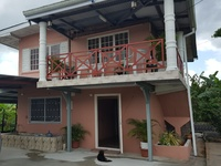 Downstairs, Unfurnished, 2 Bedroom 1 Bath Apartment California, Couva