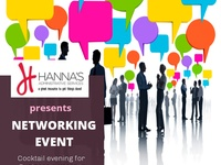 Hanna's Admin Services Networking Event