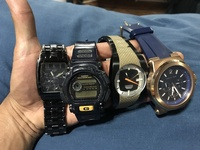 USED ORIGINAL WATCHES