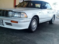 Toyota Crown, 1998, PBA