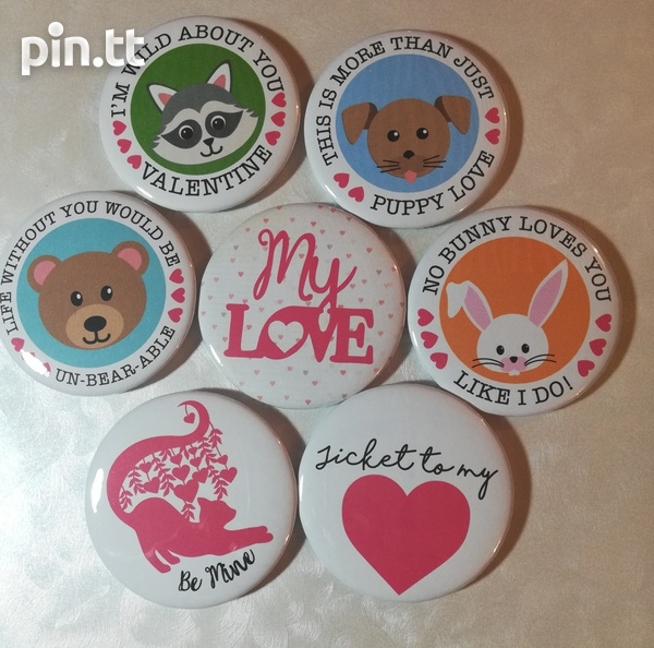 Pinback Buttons Small-2