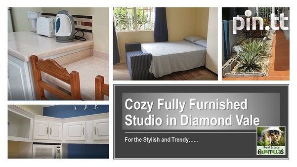 COZY FULLY FURNISHED STUDIO IN DIAMOND VALE IS NOW AVAILABLE FOR-1