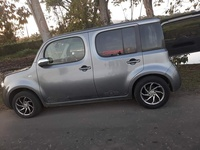 Nissan Cube, 2014, PDP