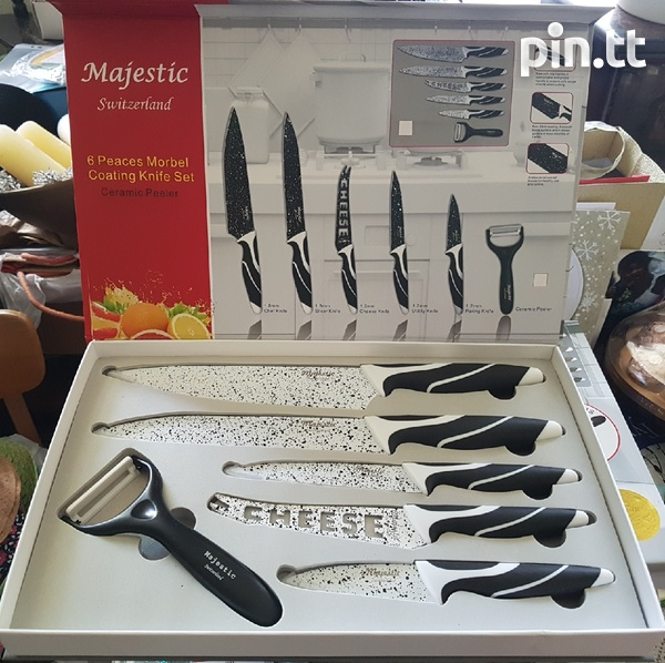 NEW Kitchenware Knife set Antibacterial-2
