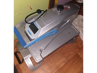 New heat press machine