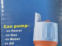 Liquid Siphon Pump