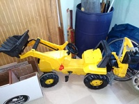 Kids Toy Tractor