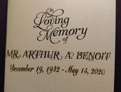 Memorable Funeral Programs and Thank You Cards