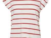 Striped tees, European quality, Beautiful fit, Brand- Vero Moda