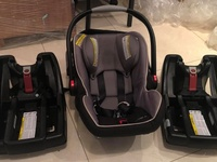 Graco Infant Car Seat w/ 2 Click Bases