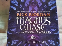 Magnus Chase and The Gods of Asgard Collection Hard Cover