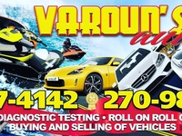 Servicing And Buying Vehicles