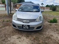 Nissan Note, 2010, PDL