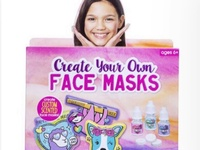 Create your own face mask