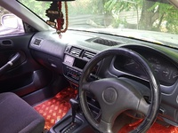 Honda Civic, 1998, PBB