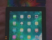 New ipad comes wit case and charger