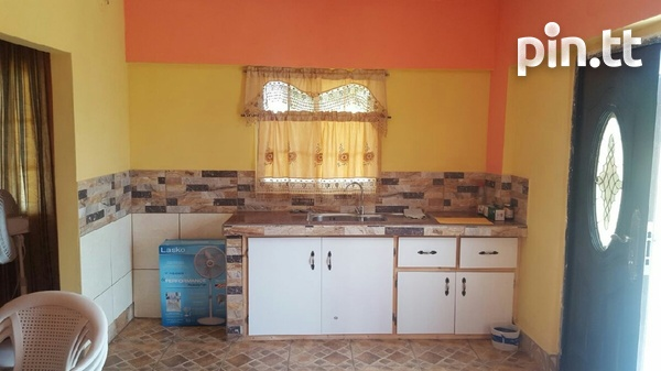 Chaguanas house with 4 bedrooms-6