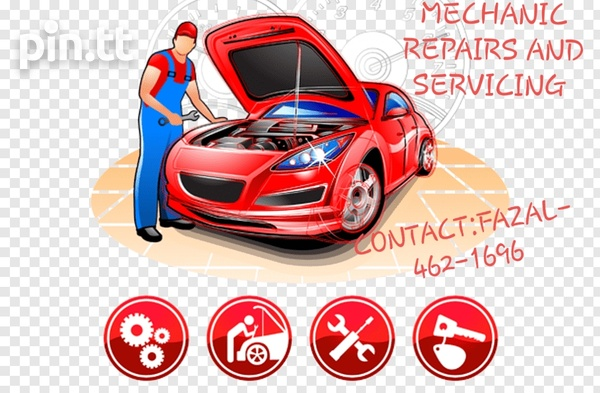 MECHANIC REPAIRS AND SERVICING