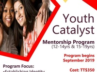 Youth Catalyst Teen Mentorship Program