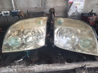PAIR OF NT30 HID HEADLIGHTS