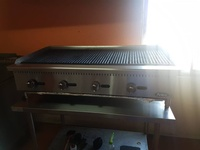Commercial Kitchen Equipment - Grill