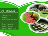 Landscaping and Housekeeping Services