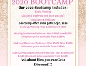 2020 Aesthetic beauty bootcamp