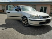 Honda Civic, 1998, PBE