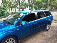Ford Focus, 2007, PCD