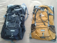 High Quality Hydration Backpack with 2 litre reservoir and rain cover