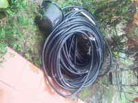 134 yards armored cable come get it today and pay less