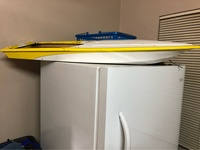 RC Boat Hull Only