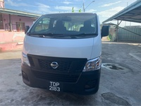 Nissan NV350 Panel Van, TDP