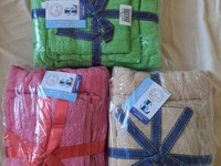 4pc towel set