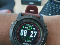 VIBE 3 HR Tactical Sports Smartwatch
