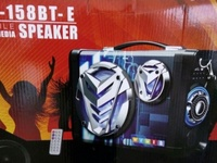 Portable, Rechargeable Speaker