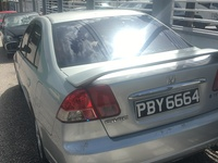 Honda Civic, 2001, PBY