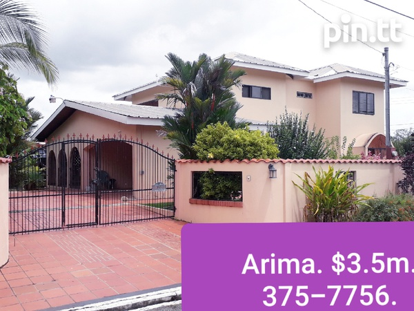 ARIMA Lovely fully-furnished house.