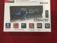 XRM47BT USB Bluetooth Car Stereo