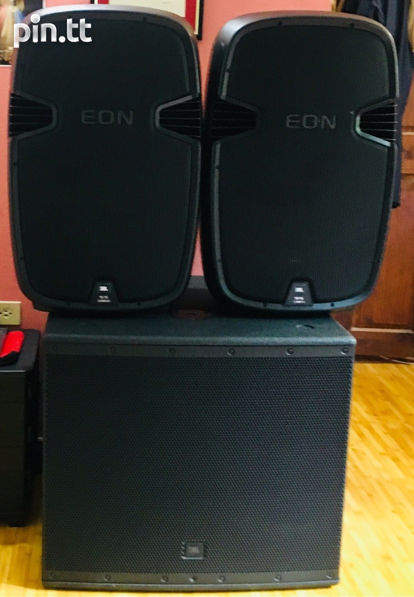 Dj services and sound system rentals-8