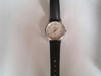 Silver Timex Indiglo, Water Resistant, wrist watch